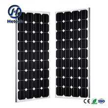 green energy products 12V 100W solar panel 100 w mono solar panel with 3.2mm tempered glass