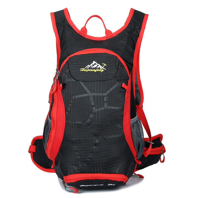 New Products 2017 Factory price cycling hydration backpack with water bladder waterproof hydration backpack