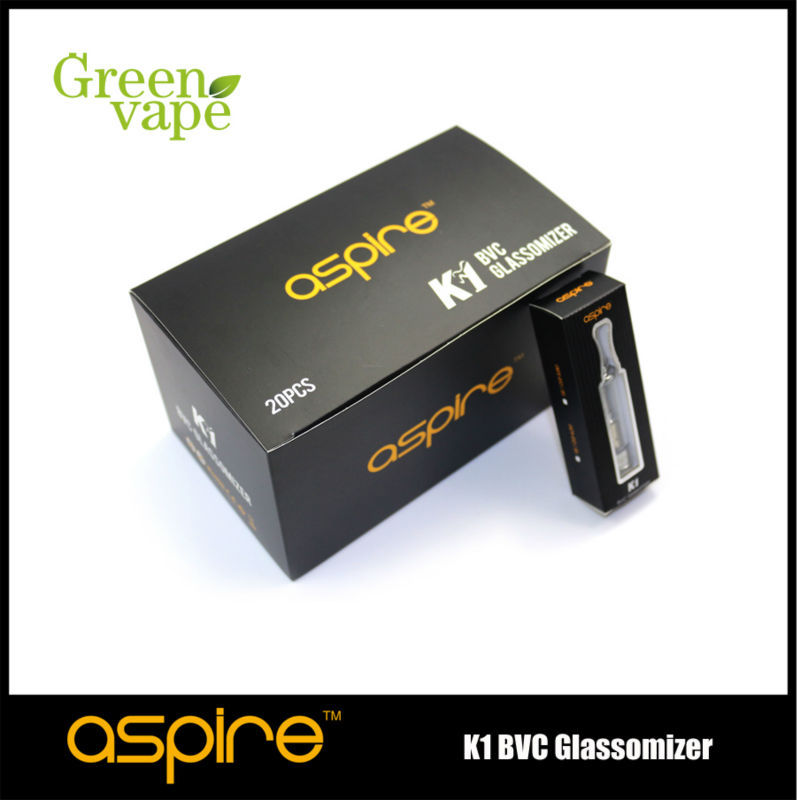 2014 New Arrival !!!!! Aspire BVC clearomizer K1 bvc coils VS aspire bdc coil