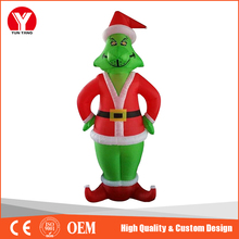 Christmas grinch airblown inflatables with LED light for sale