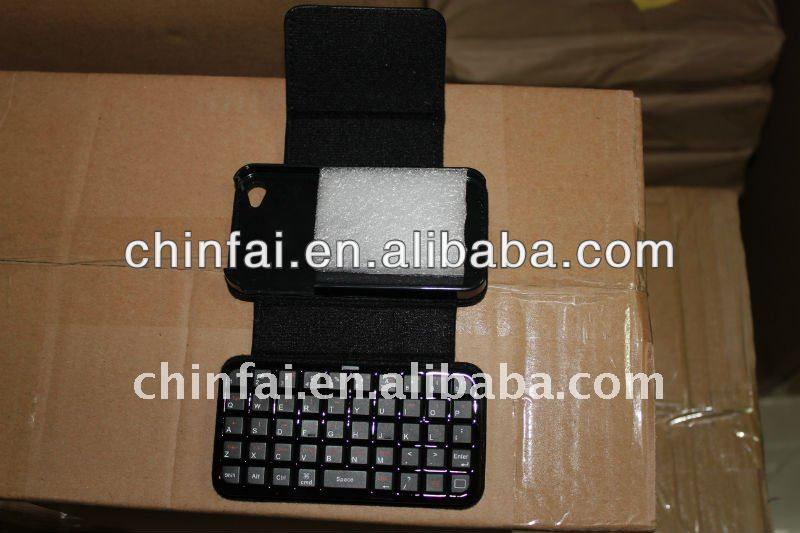 Ultra chic style plastic keyboards mini thin for iphone/samsung/smartphone
