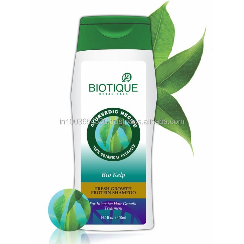 Biotique-BioKelp Fresh Growth Protein Shampoo - 100ml