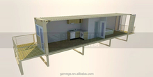 40ft Luxury Shipping Containers Apartment with Europe standard