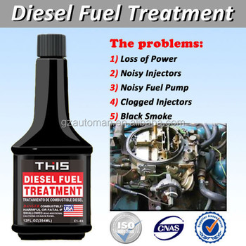 354ml Manufacture Fuel Saver Engine Diesel Fuel Treatment