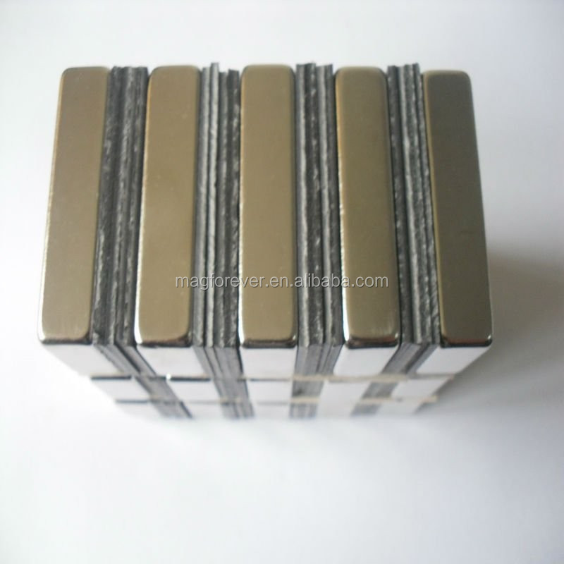 N42 Rare-earth strong permanent ndfeb magnets for water treatment
