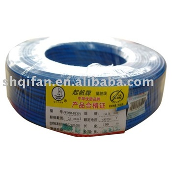 low smoke halogen free flame retardant fire resistant XLPE insulation wire cable