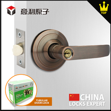 Excellent rugged durability 200,000 cycles door pole lock