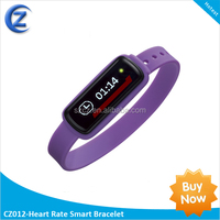 Customize anti lost far from radiation vibrating bluetooth bangle