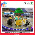 Elong Panda Park Carousel for outdoor carousel ride playground merry go round