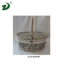 Companies empty picnic baskets wholesale willow basket
