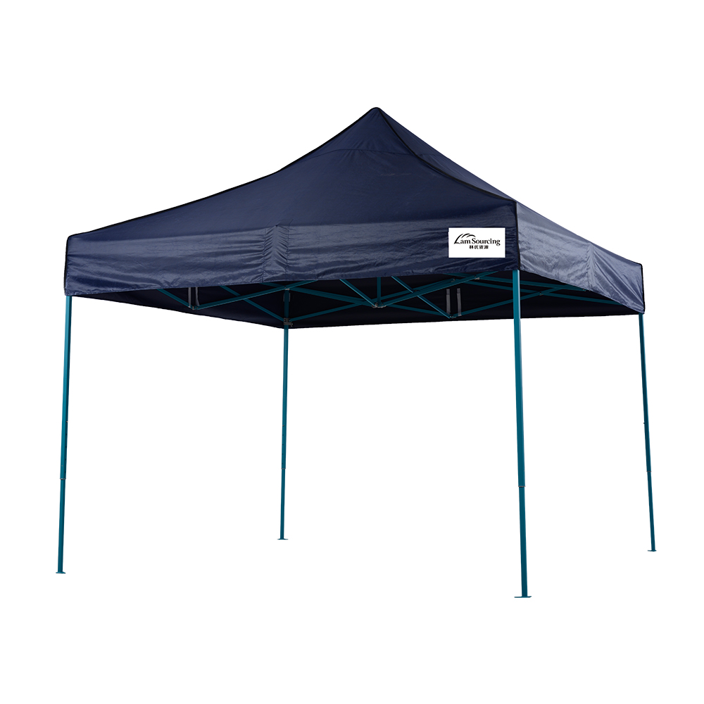 3x3m Cheap And Strong Structure Pop Up Outdoor Metal Gazebos
