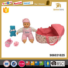 10 Inches Doll Baby Doll with Bottle Accessories