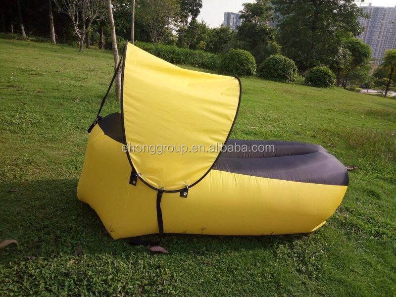 Air bed sofa inflatable sleeping bag air lazy bed