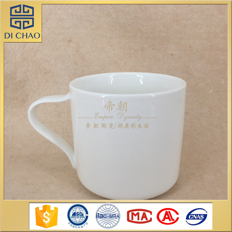 wholesale ceramic white mugs factory supply