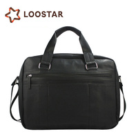 Waterproof Laptop Bag PU Leather Labtop Bag