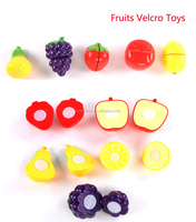 Food Toy Kitchen Toys Cutting Food Fruit Toys for Chinese Food Playing Set