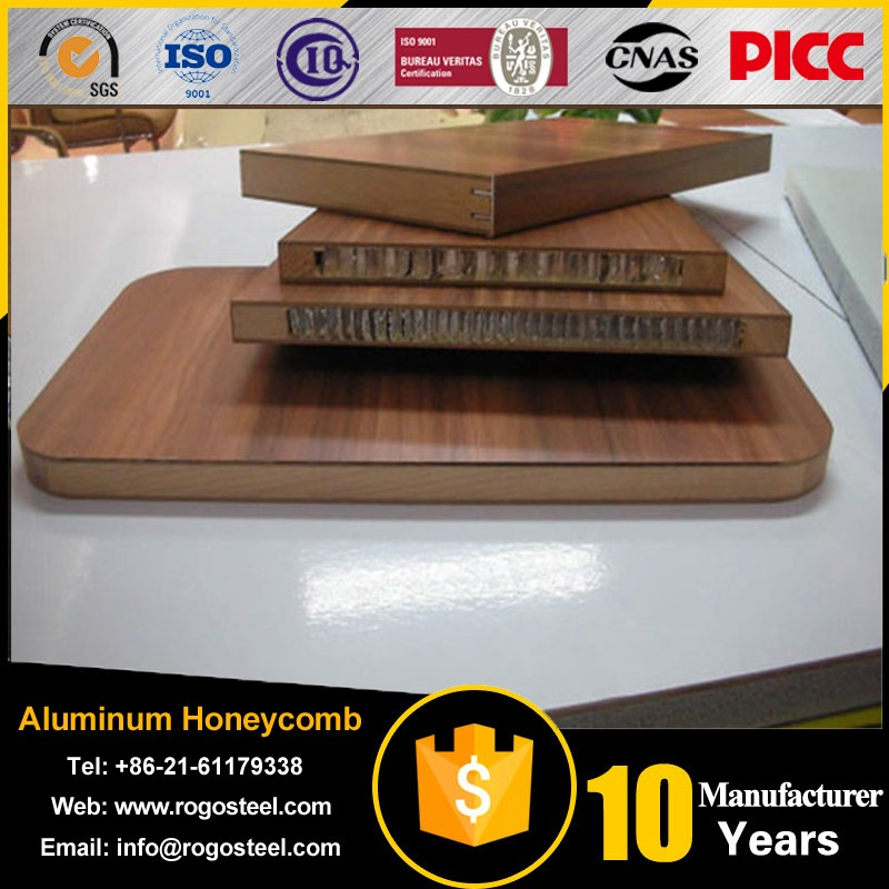 Cell size 0.56mm-28mm AHP- Stone panel Alumiunm honeycomb for Curtain wall with Aluminum foil A3003