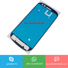 i8190 Sticker Front LCD Frame Panel Faceplate Adhesive for Samsung Galaxy S3 mini