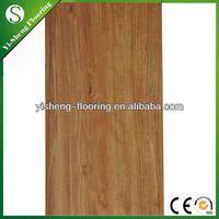Loose Lay LVT wood pvc badminton flooring