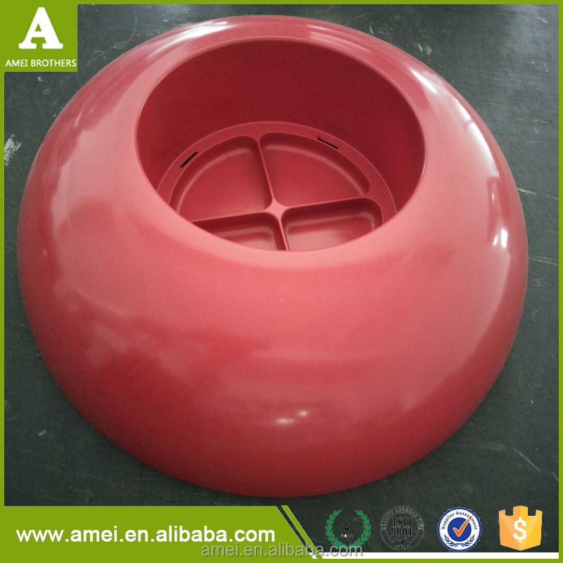 Vacuum Forming OEM Plastic Accessories Cover for Display Stand