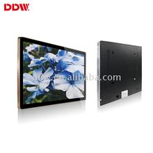 49 inch Promotional lcd tv wall unit designs screen display hdmi mount monitor