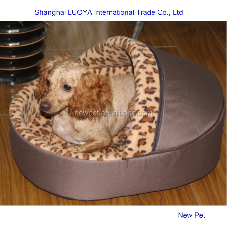 Cheap eco-friendly modern design slipper shaped pet bed commercial dog house