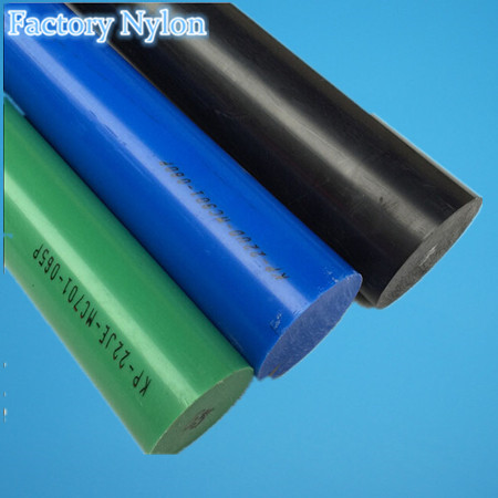 Threaded nylon rod 20mm polyamide PA rod