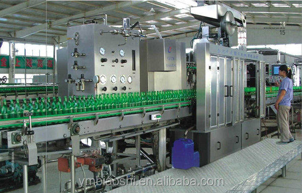 Pure water filling and sealing machine for plastic water bag
