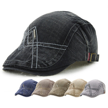 2017 New Autumn outdoor Sports Cotton Berets Caps For Men Casual <strong>hats</strong>
