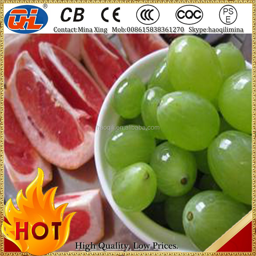 Cheap Price Grapes Washing Machine