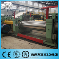 Harden Tooth Surface Reducer Two Roll Mixing Mill/Rubber Mill/Open Mill
