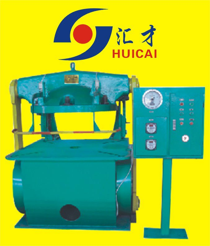 rubber tyre curing press