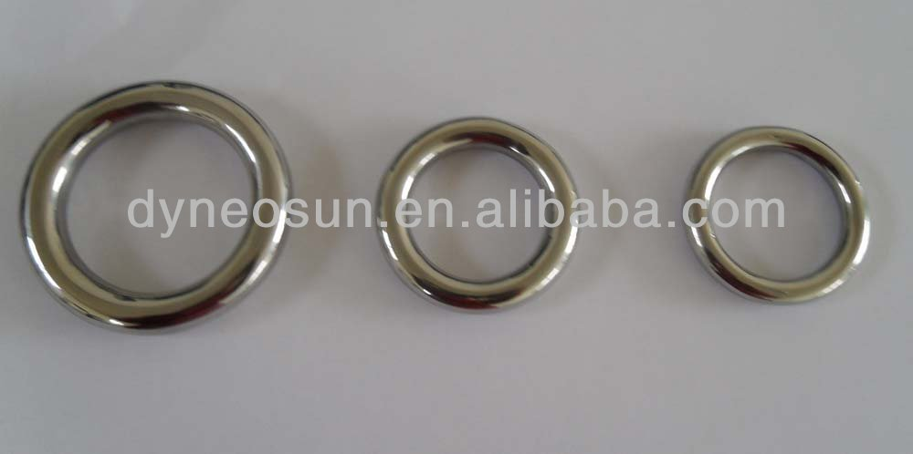 precision casting lost wax casting ring