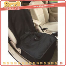Two layers dog car seat cover ,CC155 dog seat covers for any brand car for sale