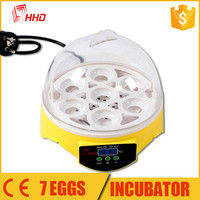 Full automatic cheap mini incubator for birds machine sale india with CE Approved YZ9-7