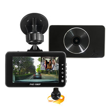 3,0 pulgadas Novatek 96658 Manual vehículo Blackbox Full HD coche DVR visión nocturna Mini Dash Cam