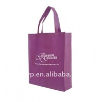 2012 HOT!High quality eco friendly 90g non woven dress carry bag