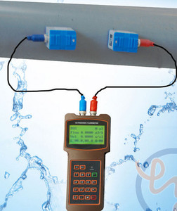 Cooling water and wastewater ultrasonic flowmeter made in China
