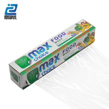 eco-friendly food grade standard preservative film/cling film for cooking