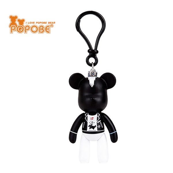 Special Model Toy Plastic Action Figure Handbag Accessories Key Ring