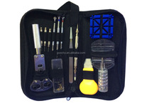 Watch Repair Tools Kit with Zipper Case Professional Manufacturer for Watch Tools