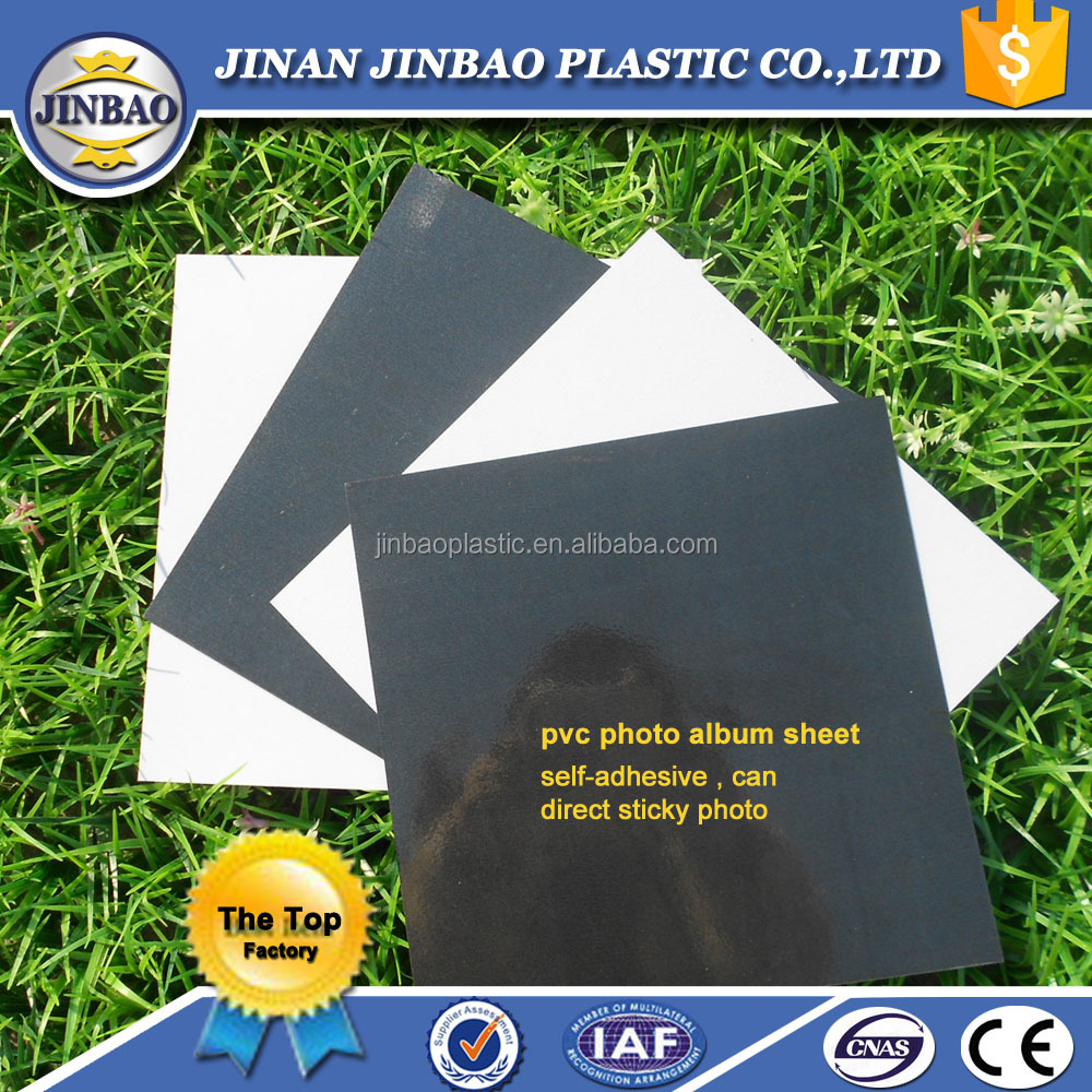 pvc sheet for photo album hot size 1.22m*2.44m/biggest manufacturer