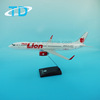 B737-900 Lion Resin Boeing 737 For Sale As Advertising Gift