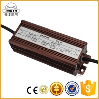 High Efficiency led electronic driver 70W