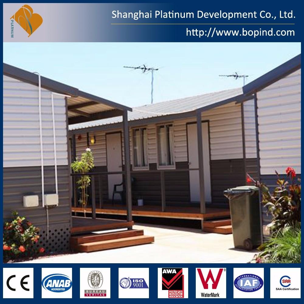 well-designed prefab cabin/container house