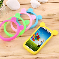 Universal Protective Silicone Bracelet Ring Case Bumper For Any mobile phone