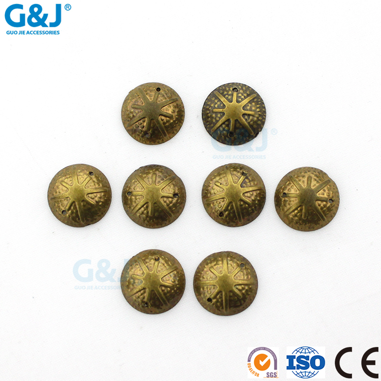 guojie brand Well Designed garments accessories Wholesale Crystal Resin Stones