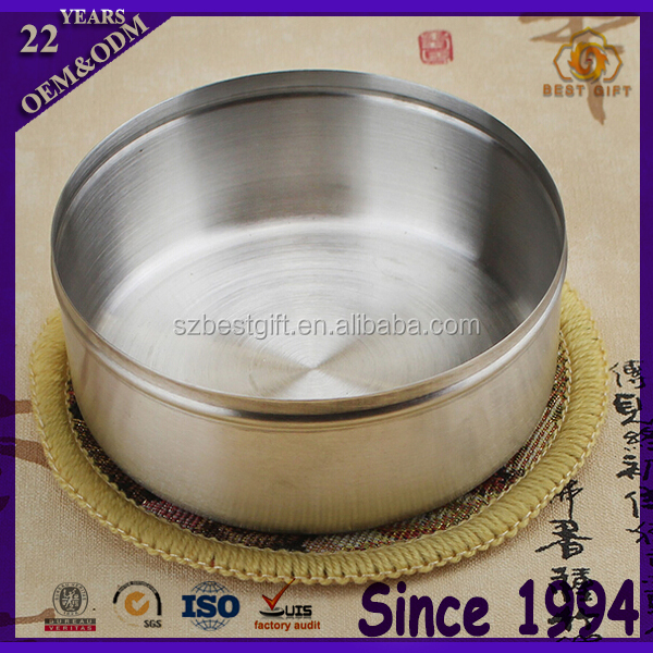 Top quality rotatable stainless steel outdoor windproof ashtray