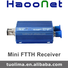 Alibaba Sign In FTTH 4 Ways Return Path Optical Receiver