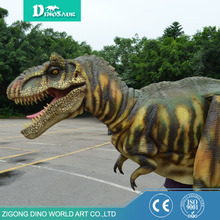 Amusement Park Life Like Animatronic Trex Dinosaur Costume